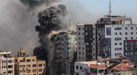 Izrael kaže da je 'neutralizirao' Hamasov sustav tunela u Gazi, tvornicu oružja i kuću zapovjednika