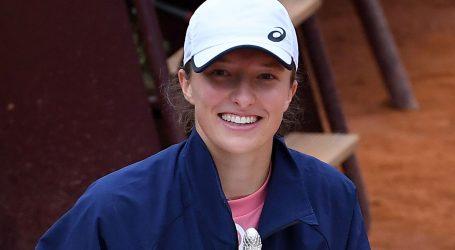 WTA Rim: Swiatek deklasirala Pliškovu