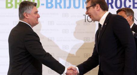 """Vučić: """"EU o proširenju ne razmišlja ozbiljno"""""""
