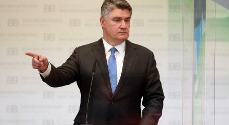 Veleposlanica RH u Bugarskoj pozvana na razgovor zbog Milanovićeve izjave