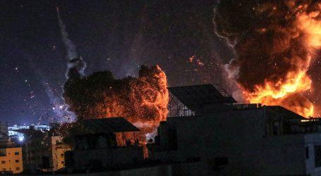 Svjetske sile nastoje uspostaviti primirje: Bez poginulih Palestinaca u noćnim napadima na Gazu