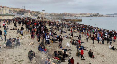 """Predsjednik Ceute """"kaotičnom"""" nazvao situaciju s ulaskom 6.000 migranata"""