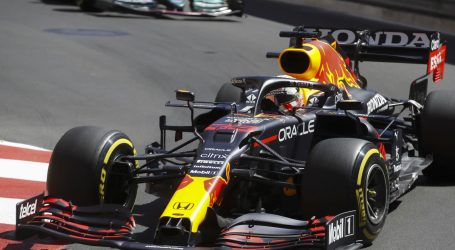 Formula 1: Vestappenu VN Monaka