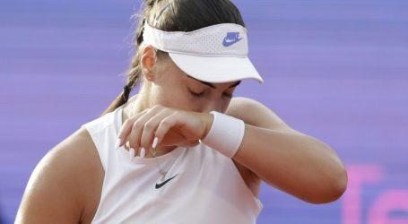 Roland Garros: Ana Konjuh ispala u prvom kolu, zbog lošeg servisa izgubila meč od Bjeloruskinje Arine Sabalenke