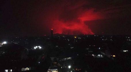 Demokratska republika Kongo: Stanovnici Gome vraćaju se kućama nakon panike zbog erupcije vulkana