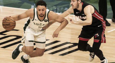 NBA: Milwaukee poveo 2:0, Denver izjednačio