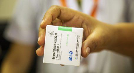 Kina isporučila Srbiji ukupno 4,2 mlijuna doza Sinopharma