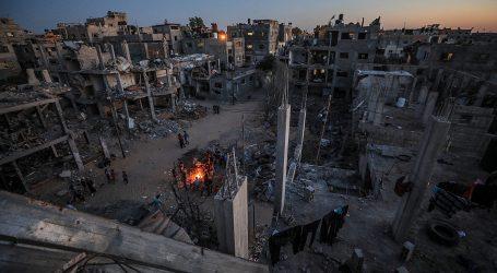 Izraelske novine na naslovnoj stranici objavile fotografije ubijene djece u Gazi