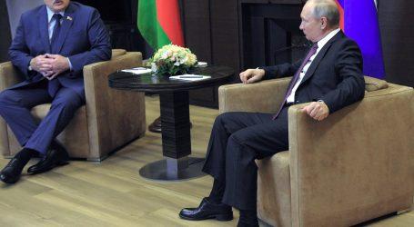 Putin stao uz Lukašenka u sporu o Ryanairovom letu