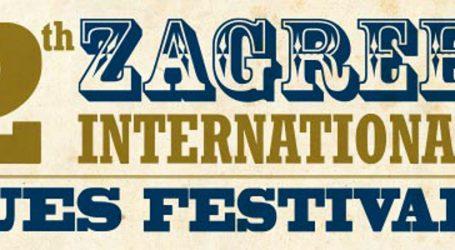 12. Zagreb International Blues festival od 8. do 12. lipnja