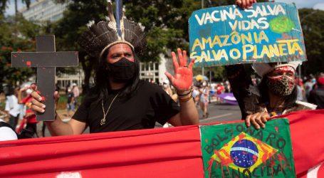 U Brazilu novi prosvjedi protiv Bolsonara