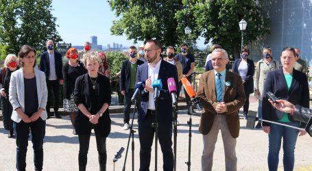 Tomašević predstavio svoje kandidate za Gradsku skupštinu