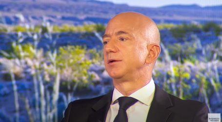Ponuda za mjesto u svemirskoj letjelici Jeffa Bezosa dosegla vrijednost od 2,4 milijuna dolara
