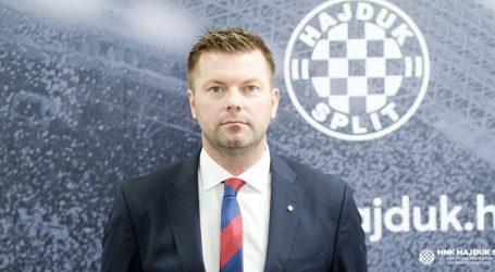 Hajduk dobio novog trenera, klupu preuzeo Jens Gustafsson