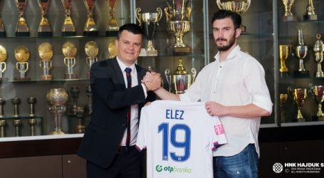 Josip Elez potpisao za Hajduk