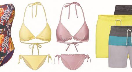 Ljeto je blizu: U ponudi Esmara kupaći kostimi s elastanskim vlaknom