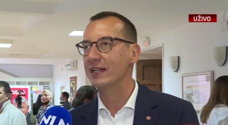 """Rijeka: Marko Filipović: """"Vrlo smo blizu pobjedi"""". Obersnel: """"Filipović će dobro voditi grad"""""""