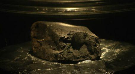 London: Meteorit iz Winchcombea postao dio stalnog postava Prirodoslovnog muzeja