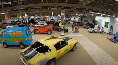 Colorado Mills: Muzej filmskih automobila nova turistička atrakcija