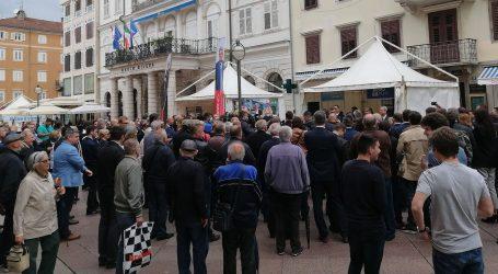 "Nikola Ivaniš: ""Andrej Plenković bahato omalovažava građanke i građane Rijeke"""