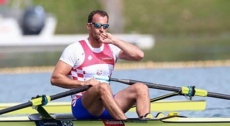 Svjetski veslački kup na Jarunu: Damir Martin treći u finalu samaca