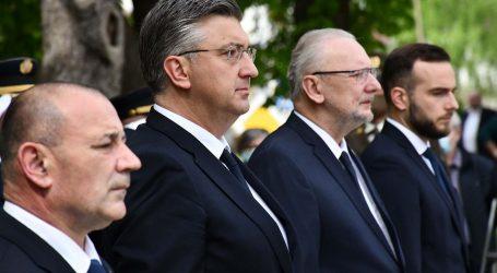 """Ministar Medved čestitao 26. obljetnicu Bljeska: """"Budimo ponosni i očuvajmo zajedništvo"""""""