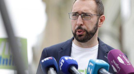 """Kandidat za zagrebačkog gradonačelnika Tomislav Tomašević: """"Imamo najviše građana donatora"""""""