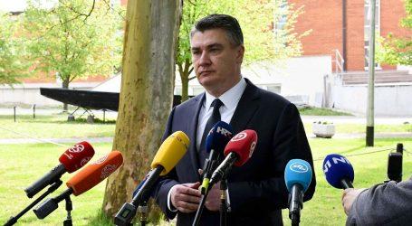 Predsjednik Republike Milanović čestitao Uskrs pravoslavnim vjernicima