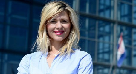 "Dijana Zadravec: ""Zanima me jedino pozicija ravnateljice KBC Sestre milosrdnice"""