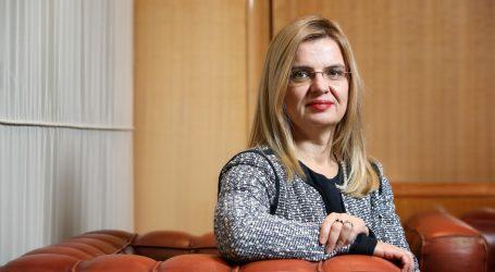 DSV primio kandidaturu Zlate Đurđević za predsjednicu Vrhovnog suda