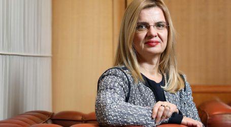 """Đurđević ne odustaje od kandidature za šeficu Vrhovnog suda: """"Nisam imala kontakt s Milanovićem, prvi put smo se sreli u ožujku"""""""