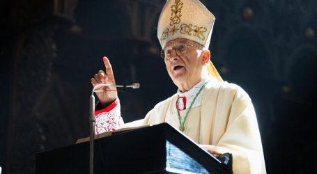 Nadbiskup Puljić čestitao Uskrs srpskom patrijarhu Porfiriju