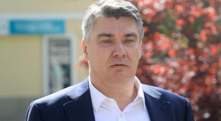 """Zoran Milanović: """"Plenković i ja smo se sasvim složili da priča o zabrani rada nedjeljom služi u izborne svrhe"""""""