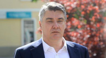"""Milanović odgovorio Mrčeli: """"Svi suci u RH moraju imati plave oči i plavu kosu"""""""