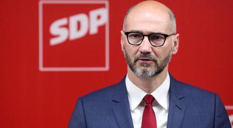 """SDP-ov Klisović o paljenju automobila: """"Neću tolerirati mafijaške obračune u Zagrebu"""""""