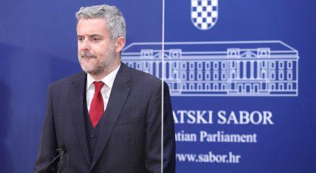Raspudić pozvao Pupovca da pokrene smjenu Božinovića