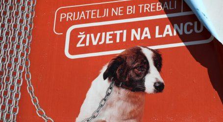 Međunarodna organizacija za prava životinja PETA poziva premijera Plenkovića da zakonski zabrani držanje pasa na lancu