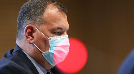Ministar Beroš u subotu cijepi građane na zagrebačkom Velesajmu