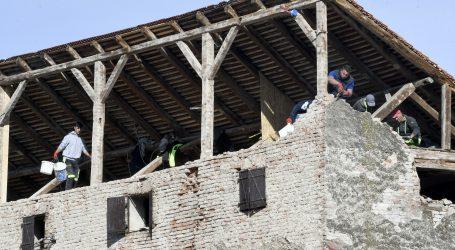 U Sisačko-moslavačkoj županiji pregledano 37.515 objekata, zbog oštećenja neuporabljivo njih 4195