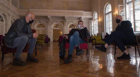 U Zagrebu krenulo cijepljenje profesionalnih umjetnika
