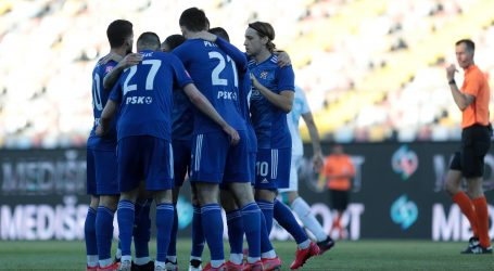 Dinamo uvjerljivim slavljem na Rujevici obranio naslov prvaka Hrvatske
