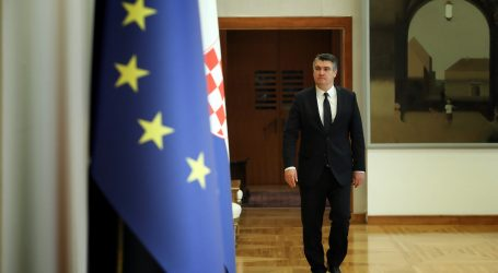 Predsjednik Milanović u zajedničkom pismu europskih čelnika čestitao Dan Europe
