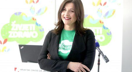 """Musić Milanović u projektu """"Živjeti zdravo"""": U županijama otvorene pješačke staze i parkovi"""