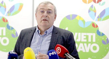 "Ravnatelj HZJZ-a Capak: ""Intenzivno razgovaramo o probnim okupljanjima"""