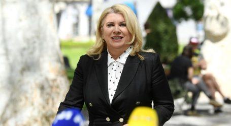Vesna Škare Ožbolt najavila tužbu protiv HDZ-ovog Davora Filipovića zbog klevete