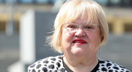 """Kandidatkinja Glasa Mrak-Taritaš za zagrebačku gradonačelnicu: """"Bili smo najaktivniji klub u Skupštini, tako i nastavljamo"""""""