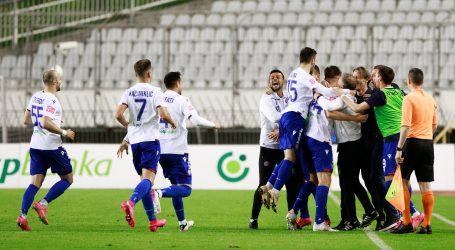 Hajduk najboljom utakmicom sezone deklasirao Goricu i ostao u utrci za europsku vizu