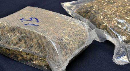 U krovu hladnjače pokušao prošvercati 255 kg marihuane, Vrhovni sud potvrdio 8 godina zatvora