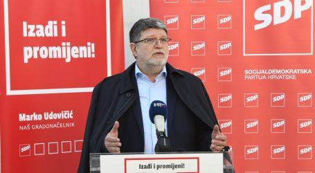 SDP-ov zastupnik u Europskom parlamentu Picula pozvao Riječane da glasaju za Marka Filipovića