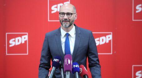 """SDP-ov kandidat za gradonačelnika Zagreba Klisović: """"Smanjit ćemo prirez s 18 na 12 posto"""""""